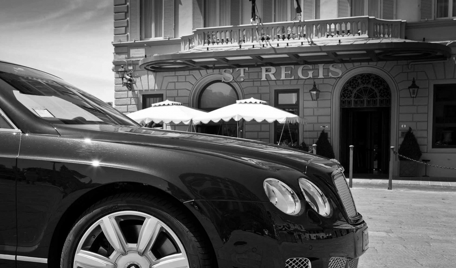 St. Regis Firenze - Bentley