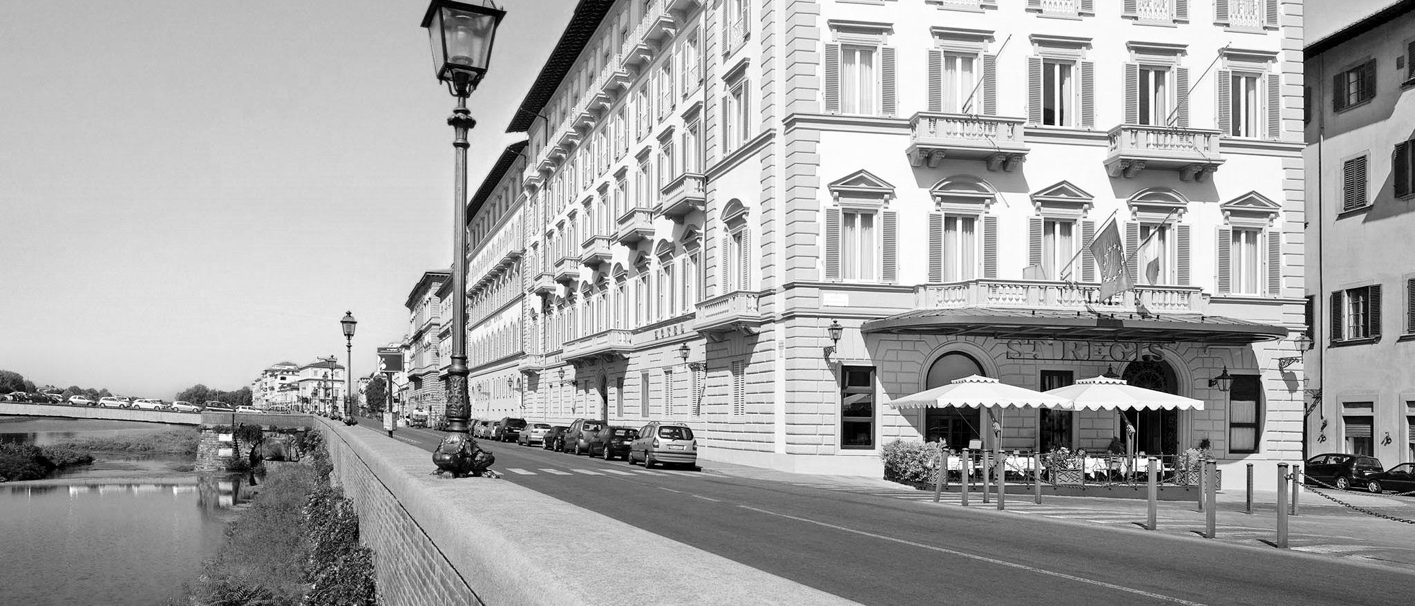 St. Regis Firenze exterior