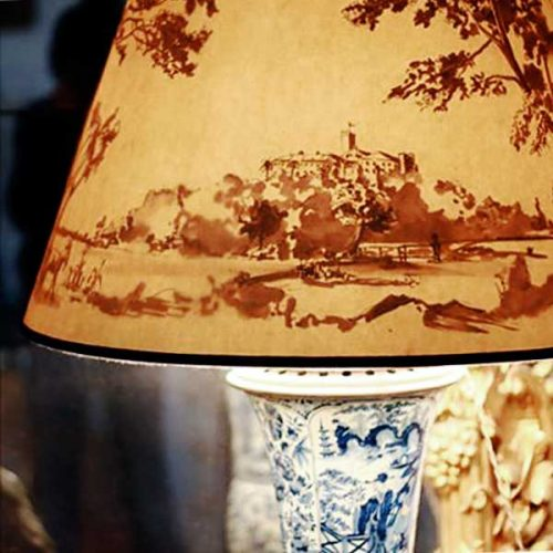 Mystery Lampshades