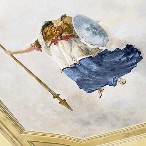 Napoleonic Ceiling