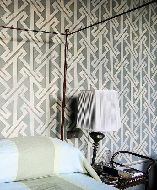 Stencilled Pattern