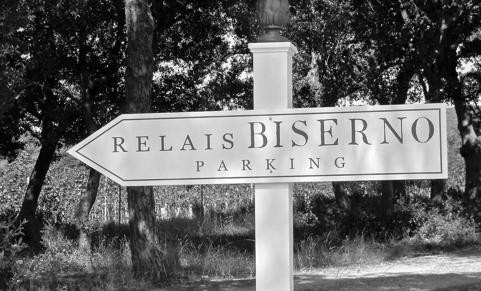 Tenuta di Biserno - Relais sign
